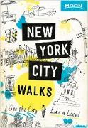 Cover-Bild zu Moon Travel Guides: Moon New York City Walks (eBook)