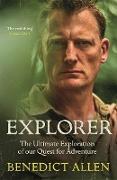 Cover-Bild zu Allen, Benedict: Explorer (eBook)