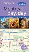 Cover-Bild zu Brokaw, Leslie: Frommer's Montreal day by day (eBook)