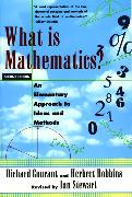 Cover-Bild zu Courant, Richard: What Is Mathematics?