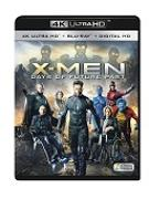 Cover-Bild zu Bryan Singer (Reg.): X-Men : Days of Future Past - 4K + 2D