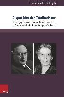 Cover-Bild zu Arendt, Hannah: Disput über den Totalitarismus