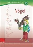 Cover-Bild zu Vögel von Frei, Ursula