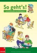 Cover-Bild zu So geht's! Lernmethoden von Anfang an von Jockweg, Bernd