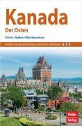Cover-Bild zu Nelles Verlag (Hrsg.): Nelles Guide Reiseführer Kanada: Der Osten