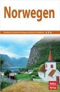 Cover-Bild zu Nelles Verlag (Hrsg.): Nelles Guide Reiseführer Norwegen