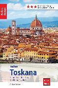 Cover-Bild zu Büld-Campetti, Christiane: Nelles Pocket Reiseführer Toskana (eBook)