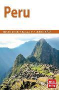 Cover-Bild zu Mühl, Heike: Nelles Guide Reiseführer Peru (eBook)