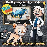 Cover-Bild zu Leo und die Abenteuermaschine - Folge 4 (Audio Download) von Arnold, Matthias