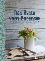 Cover-Bild zu Leesker, Christiane: Das Beste vom Bodensee - Küche und Lebensart