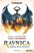 Cover-Bild zu Weisman, Greg: MAGIC: The Gathering - Ravnica (eBook)