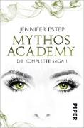 Cover-Bild zu Estep, Jennifer: Mythos Academy (eBook)