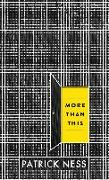 Cover-Bild zu Ness, Patrick: More Than This