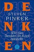Cover-Bild zu Pinker, Steven: Wie das Denken im Kopf entsteht