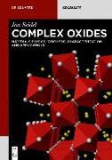 Cover-Bild zu Seidel, Jan: Complex Oxides (eBook)
