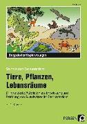 Cover-Bild zu Tiere, Pflanzen, Lebensräume von Rex, Margit