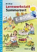 Cover-Bild zu Lernwerkstatt Sommerzeit (eBook) von Rex, Margit