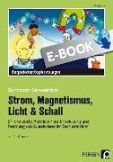 Cover-Bild zu Strom, Magnetismus, Licht & Schall (eBook) von Rex, Margit