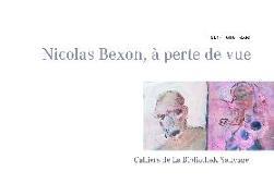 Cover-Bild zu Texier, Jean-Pierre: Nicolas Bexon, à perte de vue