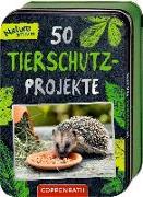 Cover-Bild zu Haag, Holger: 50 Tierschutz-Projekte