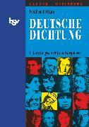 Cover-Bild zu Deutsche Dichtung, Literaturgeschichte in Beispielen, Literaturgeschichte von Langer, Klaus