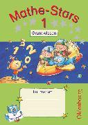 Cover-Bild zu Mathe-Stars, Grundwissen, 1. Schuljahr, Übungsheft, Mit Lösungen von Hatt, Werner