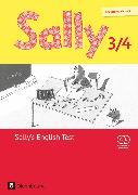 Cover-Bild zu Sally, Zur Allgemeinen Ausgabe 2014 und Ausgabe 2020, 3./4. Schuljahr, Sally's English Test, Lernstandskontrollen mit CD-Extra von Bredenbröcker, Martina