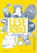 Cover-Bild zu Leseschule 1. Buchstabenheft Ausgabe Schweiz von Franz, Marianne