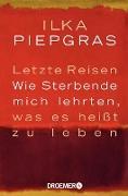 Cover-Bild zu Piepgras, Ilka: Letzte Reisen (eBook)