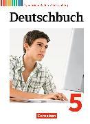 Cover-Bild zu Deutschbuch Gymnasium 5. 9. Schuljahr. Neubearbeitung. Schülerbuch. BW von Cattaneo, Ina