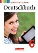 Cover-Bild zu Deutschbuch Gymnasium 6. 10. Schuljahr. Neubearbeitung und Bildungsplan 2016. Schülerbuch. BW von Cattaneo, Ina