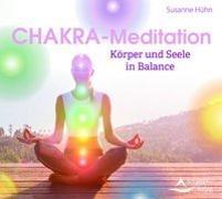 Cover-Bild zu Hühn, Susanne: CD Chakra-Meditation