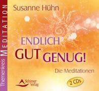 Cover-Bild zu Hühn, Susanne: Endlich gut genug!