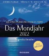 Cover-Bild zu Paungger, Johanna: Das Mondjahr 2022 (eBook)