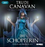 Cover-Bild zu Canavan, Trudi: Die Magie der tausend Welten - Die Schöpferin