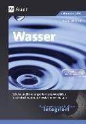 Cover-Bild zu Naturwissenschaften integriert: Wasser von Bablick, Daniela