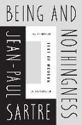 Cover-Bild zu Sartre, Jean-Paul: Being and Nothingness (eBook)