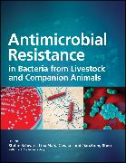 Cover-Bild zu Antimicrobial Resistance in Bacteria from Livestock and Companion Animals (eBook) von Schwarz, Stefan (Hrsg.)