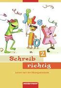 Cover-Bild zu Schreib richtig / Schreib richtig - Ausgabe 2007