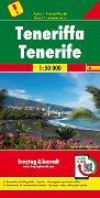 Cover-Bild zu Freytag-Berndt und Artaria KG (Hrsg.): Teneriffa, Autokarte 1:50.000. 1:50'000