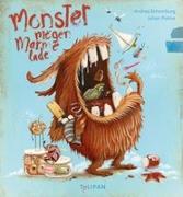 Cover-Bild zu Monster mögen Marmelade von Schomburg, Andrea