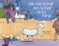 Cover-Bild zu Wie das Schaf den Schlaf nicht fand von Schomburg, Andrea