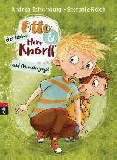 Cover-Bild zu Otto und der kleine Herr Knorff - Auf Monsterjagd von Schomburg, Andrea