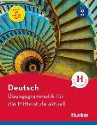 Cover-Bild zu Deutsch - Übungsgrammatik für die Mittelstufe - aktuell von Hering, Axel