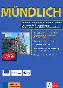 Cover-Bild zu MÜNDLICH - DVD mit Begleitheft von Bolton, Sybille