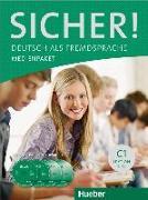 Cover-Bild zu Sicher! C1. Medienpaket von Perlmann-Balme, Michaela