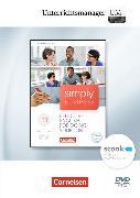 Cover-Bild zu Simply Business B1. Unterrichtsmanager Premium von Acquaviva, Kristen