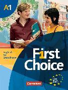 Cover-Bild zu First Choice 1. Kursbuch von Lloyd, Angela