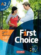 Cover-Bild zu First Choice 2. Home Study CD / Classroom CD von Hofer, Irene