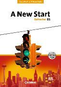 Cover-Bild zu A New Start B2. Refresher. Neue Ausgabe. Coursebook von Lloyd, Angela